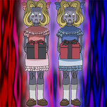 Cursed Twin Dolls