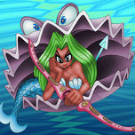 Toon Mermaid
