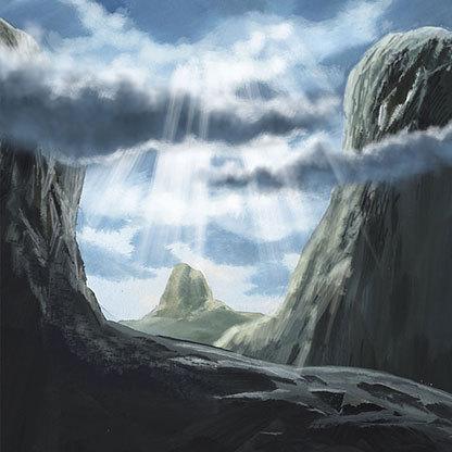 Luminous-clouds