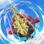 Indestructible Airship Hindenkraft
