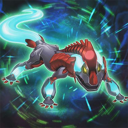 Photon-lizard
