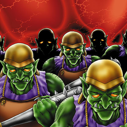 Goblin-attack-force