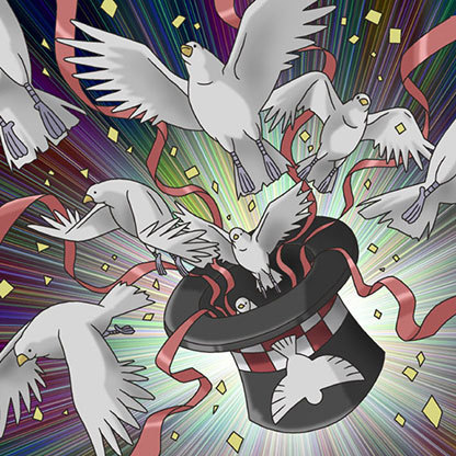 Magical-pigeon