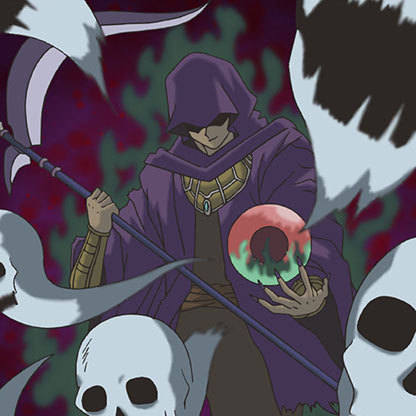 Martyr-curse