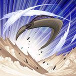 Cyclone Boomerang