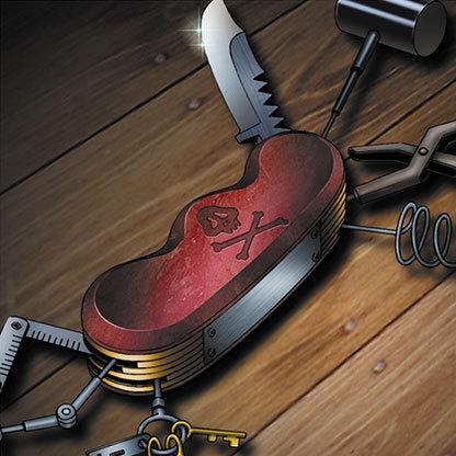Seven-tools-of-the-bandit