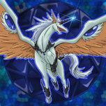Advanced Crystal Beast Sapphire Pegasus