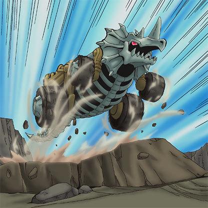 Fossil-warrior-skull-buggy---sinseidaikasekimacine-sukarubuggy