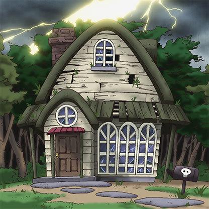 Cursed-dollhouse