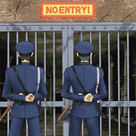 No Entry!!
