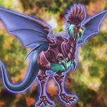 Heraldic Beast Basilisk