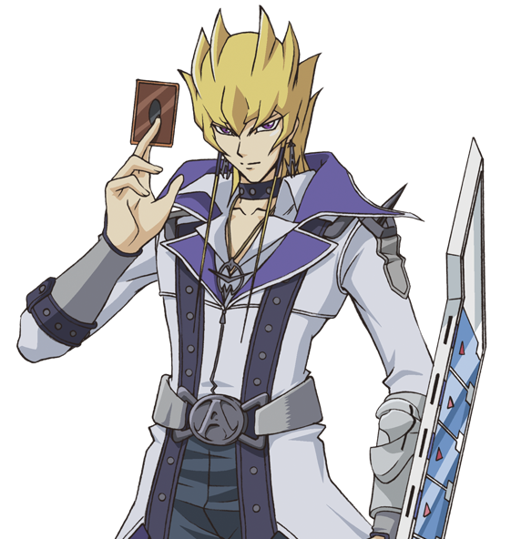 Jack Atlas Character Profile : Official Yu-Gi-Oh! Site