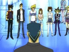 The Dark Spirit Revealed: Yugi Vs. Bakura, Part 1