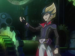 Duel of Destiny!  Astral Vs. Kaito (Sub)